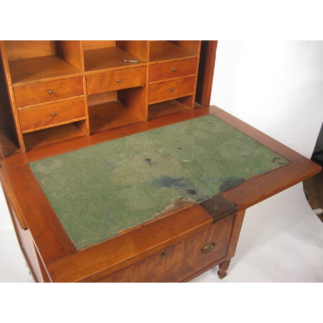 Diminutive Federal Secretary Desk - Image 4 of 6
