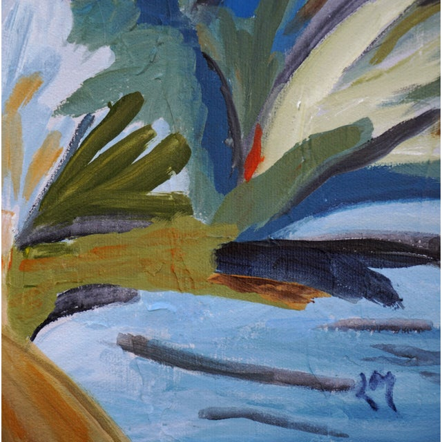 """""""Breath of Fresh Air"""" Painting by Laurie MacMillan For Sale In Los Angeles - Image 6 of 7"""