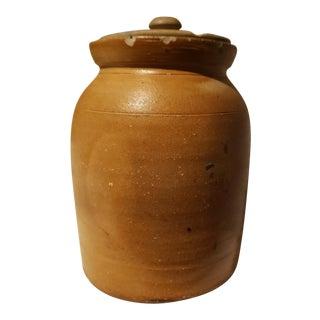 Antique Demuth Snuff Jar For Sale