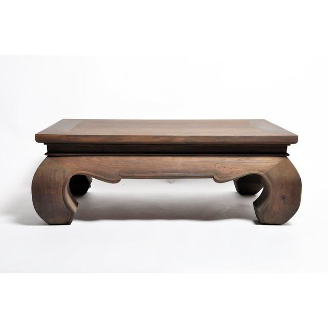 Contemporary Thai Lanna Coffee Table For Sale - Image 9 of 13