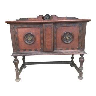 18th Century English Traditional Cabinet For Sale