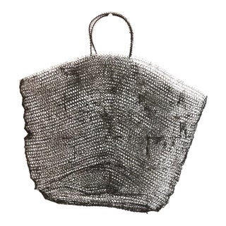 Wire Art Bag For Sale