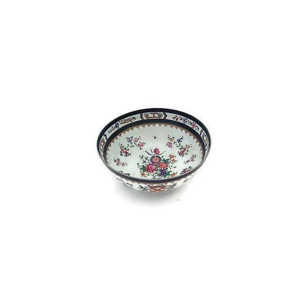 Large 19th-C French Porcelain Bowl - Image 6 of 6