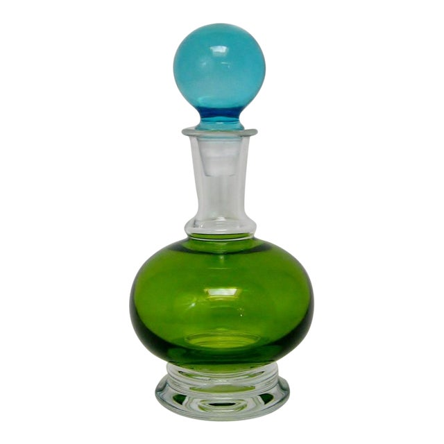 Glass Decanter - Image 1 of 4