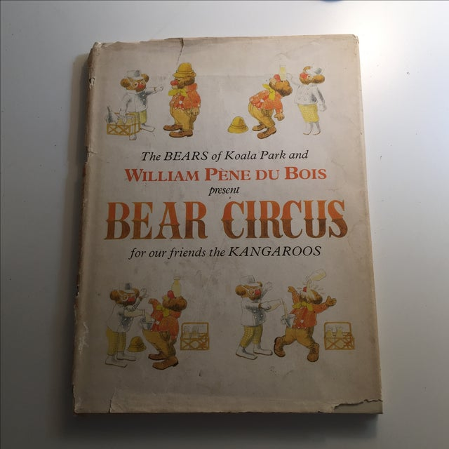 Bear Circus & Tico and the Golden Wings - Pair - Image 4 of 8