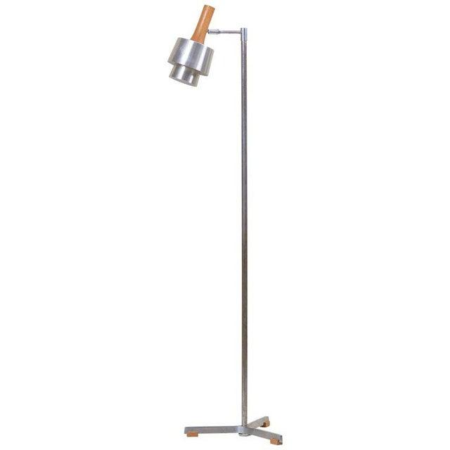 Standard/ Reading Lamp by Jo Hammerborg for Fog & Mørup For Sale - Image 11 of 11
