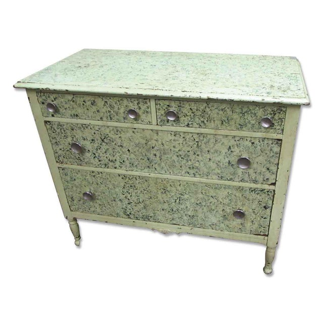 Shabby Chic Painted Chest of Drawers - Image 4 of 10