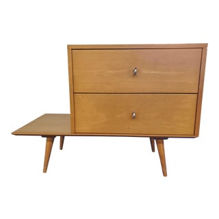 Mid-Century Modern Paul McCobb Planner Group Winchendon Modular Side Table For Sale