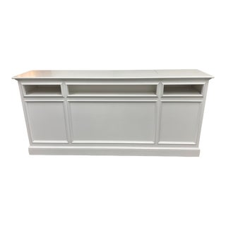 Tv Lift Cabinet Suite Series Lift White Finish For Sale