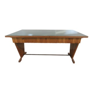 Gio Ponti Style Desk For Sale