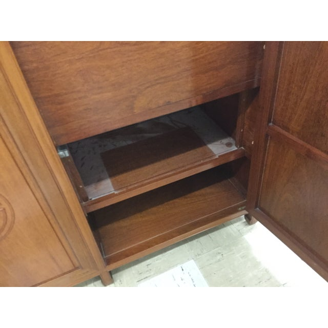 George Zee Stereo Credenza - Image 7 of 9