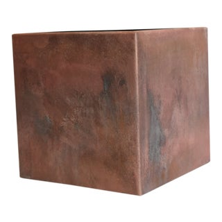 Contemporary Handmade Storage Box For Sale