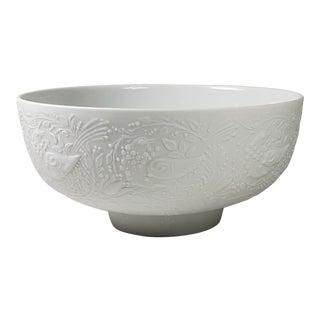Bjorn Wiinblad Studio Linie Fantasie Bowl for Rosenthal For Sale