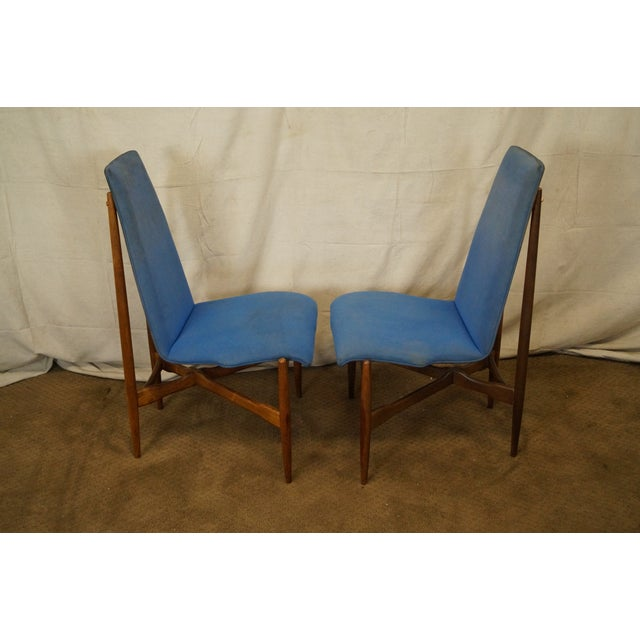 Mid-Century Modern Kodawood Mid-century Bentwood Chairs - Set of 5 For Sale - Image 3 of 10