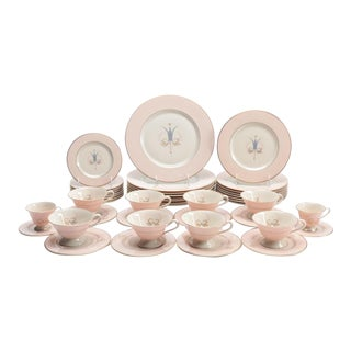 "Fine Arts ""Royal Splendor"" Dish Collection - 44 Pc. Set"