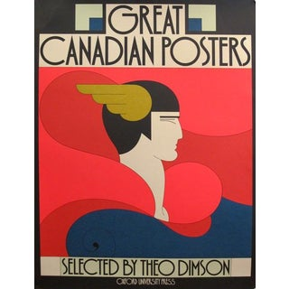 1979 Original Canadian Poster - Great Canadian Posters (Poster of Book Cover) For Sale