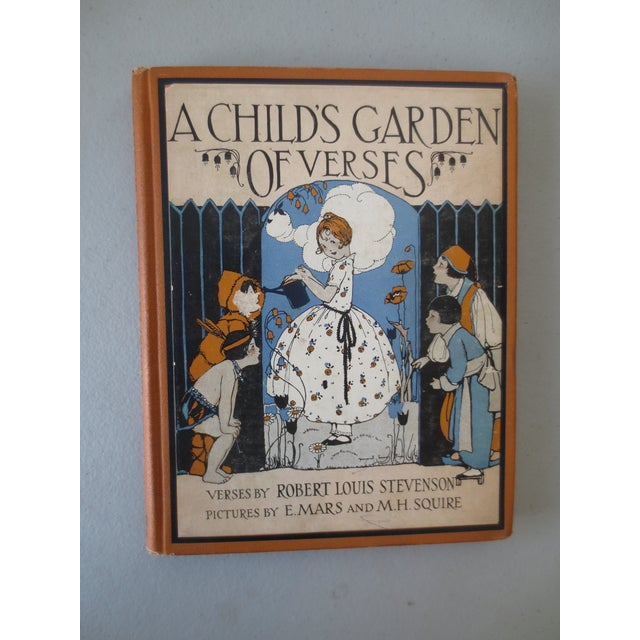 A Child's Garden of Verses Book by R.L. Stevenson - Image 2 of 6