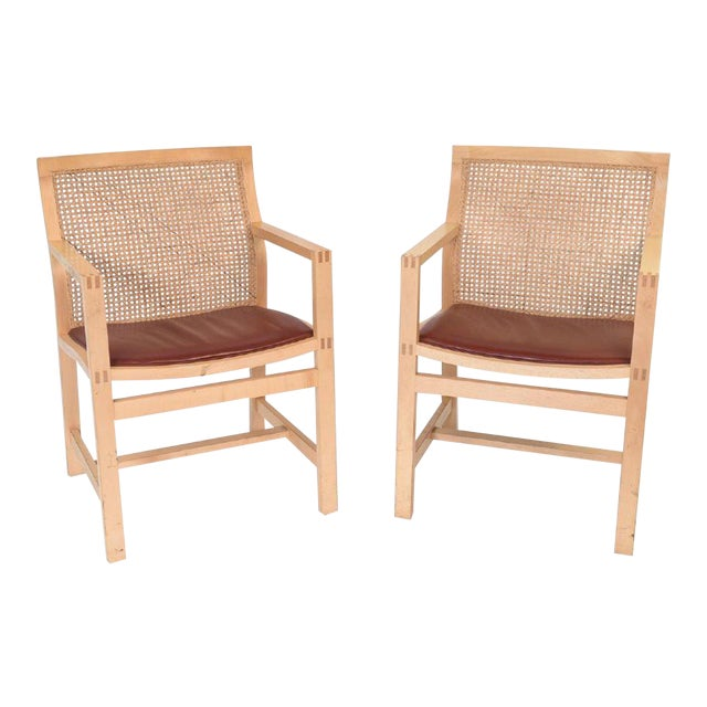 Rud Thygesen and Johnny Sarensen for Botium Chairs - a Pair For Sale