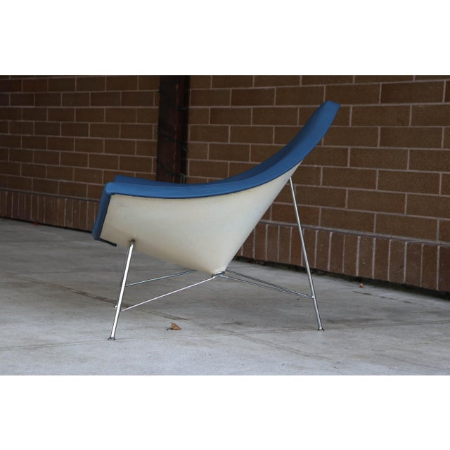 1950s 1950s Vintage George Mulhauser for George Nelson / Herman Miller First Generation Coconut Chair For Sale - Image 5 of 12