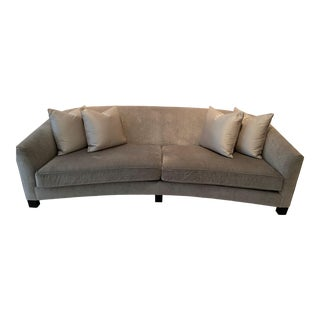 Holly Hunt Crescent Sofa For Sale