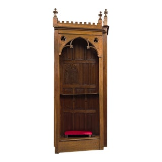 19th-Century Confessional For Sale