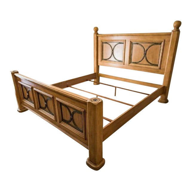 Magnussen Presidential Collection California King Bed - Image 1 of 5