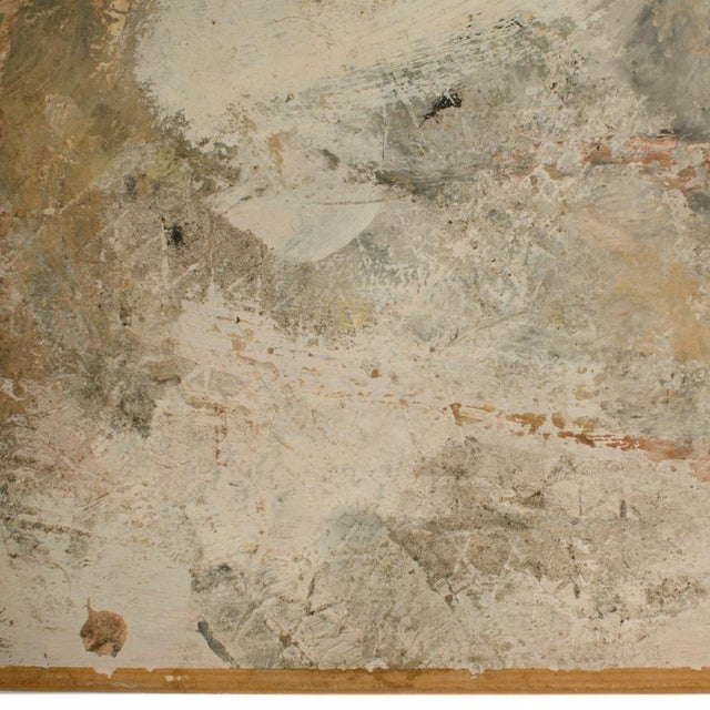 Abstract Mid 20th Century Abstract Oil Painting by Newton Haydn Stubbing For Sale - Image 3 of 13