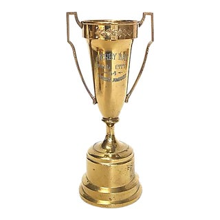 1954 First Place Loving Cup Trophy For Sale