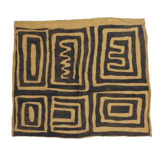 Kuba Cloth, Textile From the Kuba Kingdom of Central Africa (11) For Sale