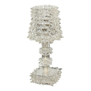 Vintage Barovier Table Lamp For Sale