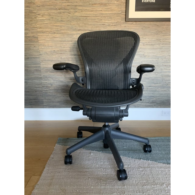 Awe Inspiring Herman Miller Aeron Chair Ocoug Best Dining Table And Chair Ideas Images Ocougorg