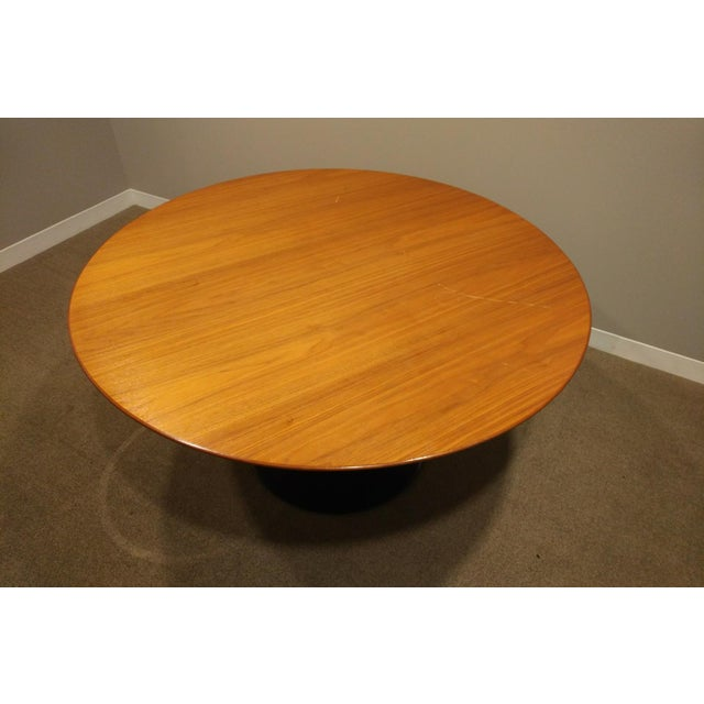 Knoll Saarinen 54w dining table - Image 3 of 7