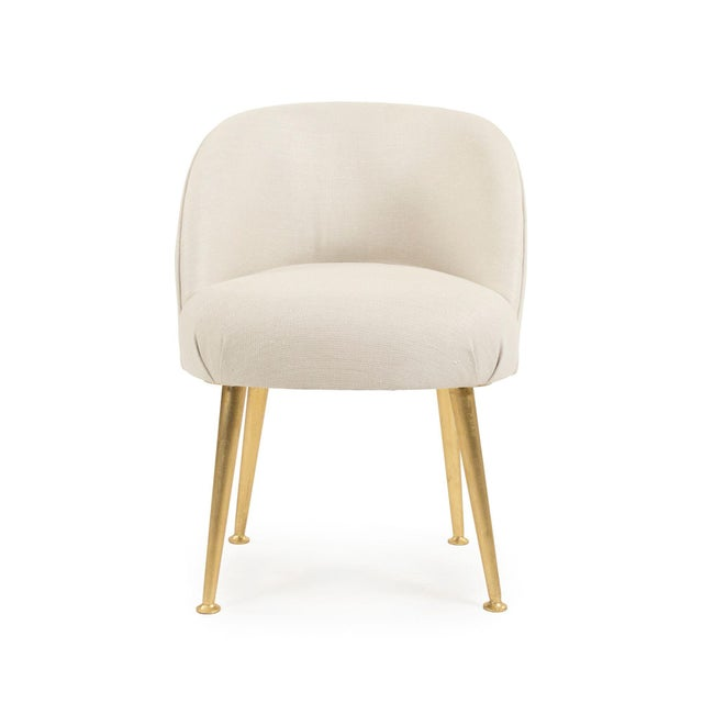 Gait Chair in White For Sale In Atlanta - Image 6 of 6