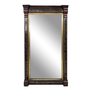 19th Century Victorian Pier Mirror