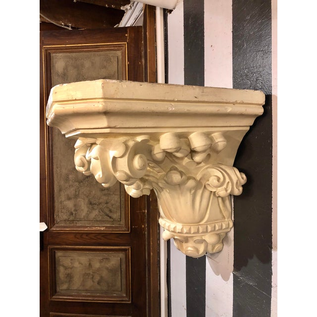 Ceramic French Terra-Cotta Console For Sale - Image 7 of 11