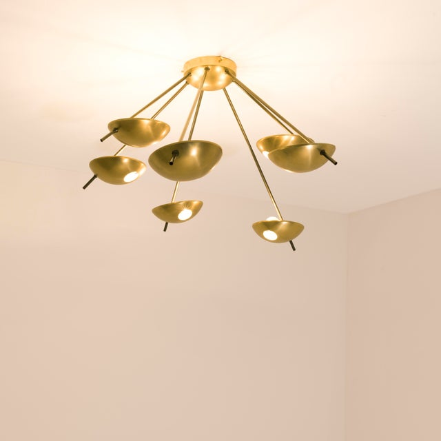 The Helios lighting collection is a tribute to antic sundial. Helios is both simple and very decorative, it will bring...