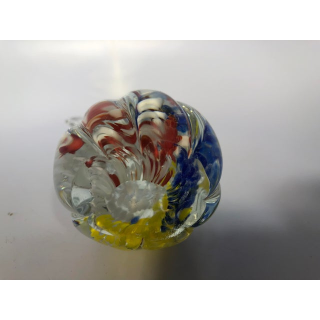 Murano Vintage Murano Glass Angel Figure For Sale - Image 4 of 6