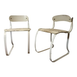 Ironite Health Chairs by Herman Sperlich - A Pair