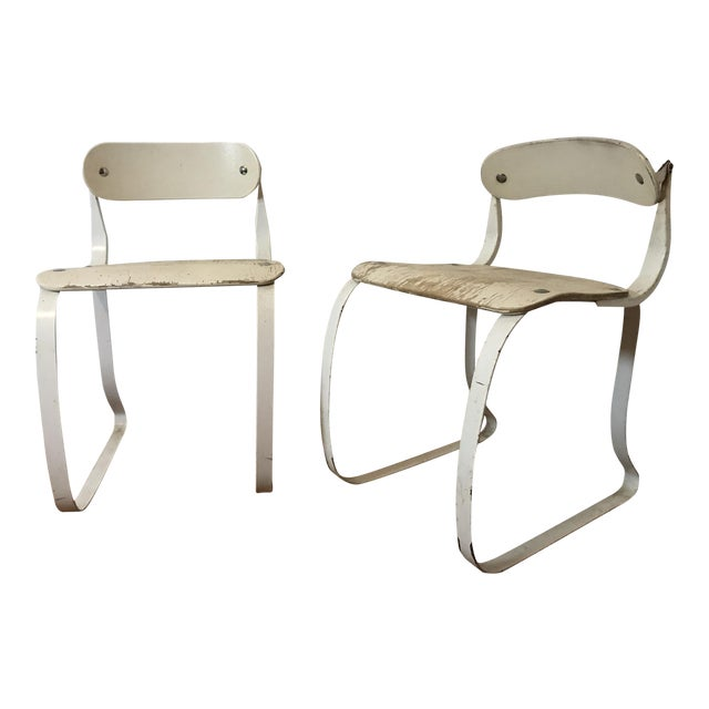 Ironite Health Chairs by Herman Sperlich - A Pair For Sale
