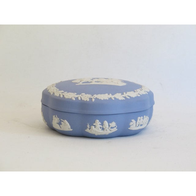 Wedgewood Trinket Box - Image 3 of 7