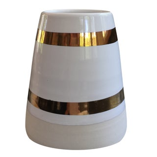 Robert Siegel Cask Vase For Sale