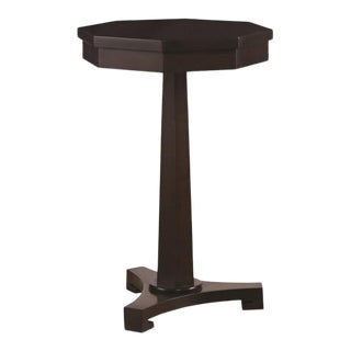 Mary McDonald for Chaddock Octavius Pedestal Table For Sale