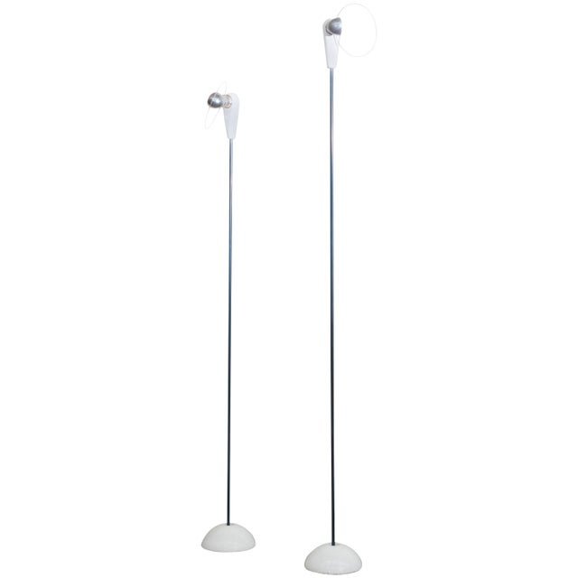 Bip-Bip Floor Lamps Flos by Achille Castiglioni For Sale - Image 9 of 9