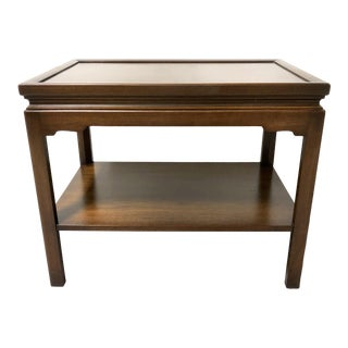 Mid Century Modern Side Table by Stow & Davis For Sale