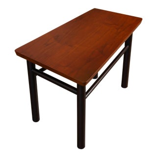Edward Wormley for Dunbar Wedge Side Table For Sale