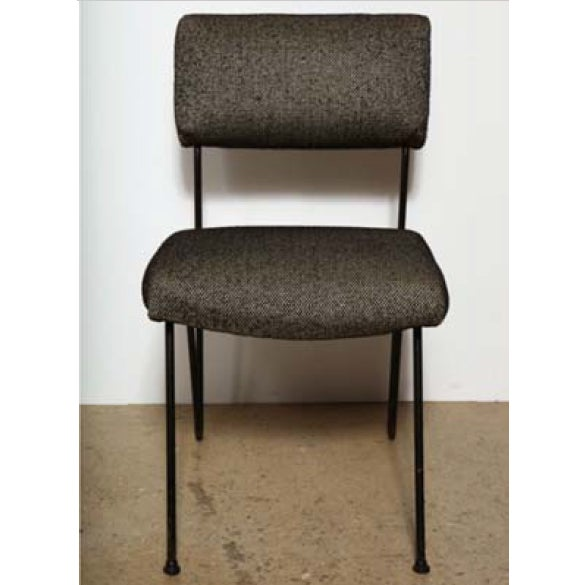 Dorothy Schindele Chairs - Pair For Sale - Image 4 of 5