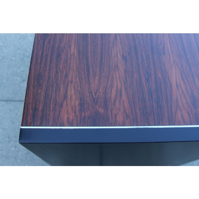 Robert Baron Glenn of California Rosewood Nightstand - Image 9 of 9