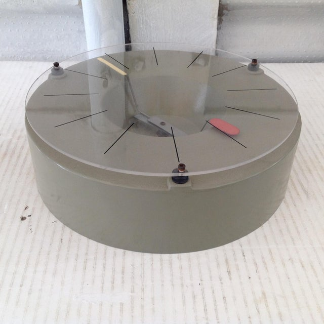 Modern Design Tokei Wall Clock For Sale - Image 5 of 9