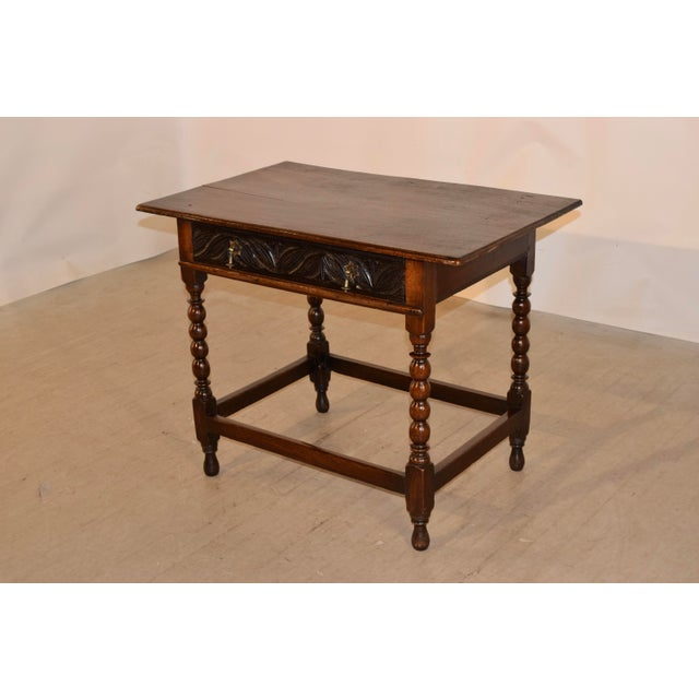 18th Century English Side Table For Sale - Image 4 of 10