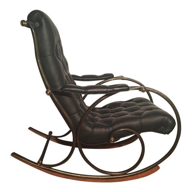 Lee L. Woodard Rocking Chair For Sale